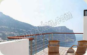 Apartments with wonderful views in Port Andratx Cala Llamp