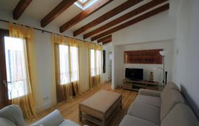 Stunning designer flat in charmy historical building in the old town of Palma