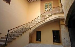 Belle etage in palace of XIX. century  in Palma Old Town