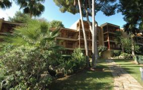 Appartment with views to the marina of Santa Ponsa