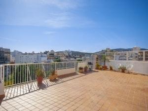 Apartamento con terraza en El Tenis Palma