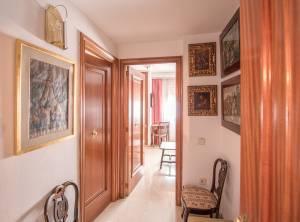 Luminoso piso con terraza en Zona Jaime III de Palma