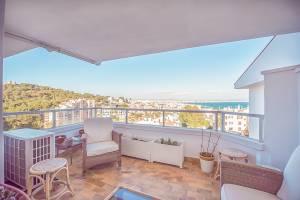Piso con Vistas espectaculares en La Bonanova Palma