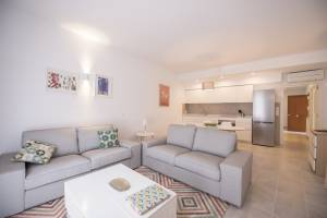 Lightflooded fully furnished flat in Gothic Quarter of Palma