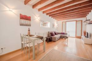 Elegant and fully furnished apartment in gothic area of Palma