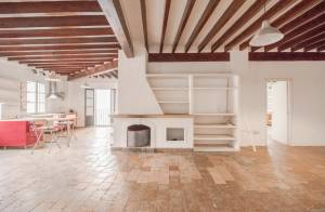 Large flat with comunal terrace with views in La Calatrava