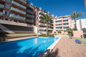 Bright apartment with pool close to the Paseo Mar�timo in Palma