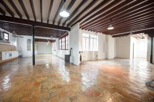 Large loft with comunal terrace with views in La Calatrava Palma