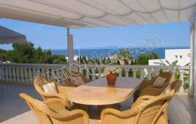 Villa in Sol de Mallorca mit wunderschönen Meerblick bis Palma