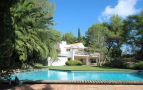 Hervorragende Villa in Son Vida.