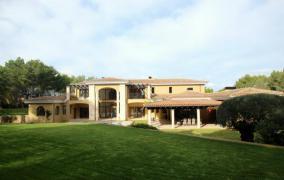 Luxuriöuse Villa am Golfplatz Santa Ponsa