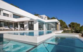 Neubau-Villa mit modernster Ausstattung in Santa Ponsa