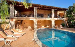 Villa in Son Vida mit wunderschönem Blick auf dem Golfplatz